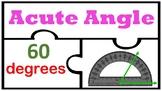 Geometry Measuring Angles on a Protractor 4.7C 4.7A 4.7D 4.7E TEK TEKS