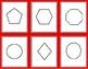 Geometry Memory Game