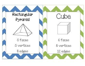 Geometry Mini Posters