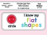 Geometry Mini Readers – Flat Shapes – Circle