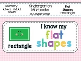 Geometry Mini Readers – Flat Shapes – Rectangle