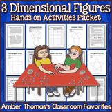 Geometry Mini Unit:  3 Dimensional Figures