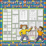 Geometry Unit: Lines, Angles, and Triangles