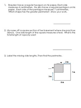 Geometry Module 7 Topic Quizzes Eureka Math / Engage New York