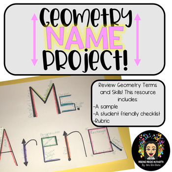 Geometry NAME Project!