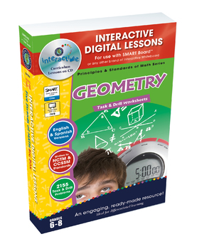 Geometry - NOTEBOOK Gr. 6-8