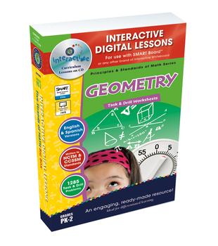 Geometry - NOTEBOOK Gr. PK-2