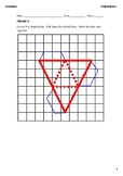 Geometry Nets Activity - Classifying Polyhedrons
