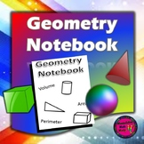 Geometry Notebooks (Two styles)