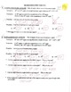 Geometry Notes: Angle Pairs (Vertical, Linear, Supplementary, Complementary)