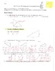 Geometry Notes: Pythagorean Theorem and Converse