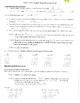 Geometry Notes: Square Root Operations