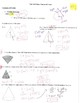 Geometry Notes: Volume of Cones