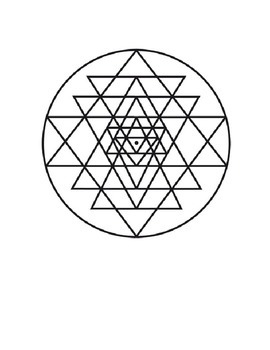 Geometry - Overlapping Triangles… How many could there possibly be?