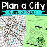 Geometry PBL: Graphing Parallel & Perpendicular Lines, Midpoint