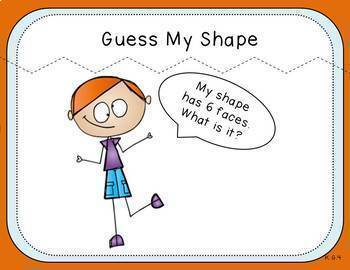 Geometry Pack 4-Analyze and Compare Shapes (Kindergarten-K.G.4)