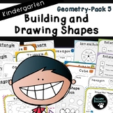 Geometry Pack 5-Building and Drawing Shapes (Kindergarten-K.G.5)