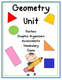 Geometry Pack Complete Unit Aligned with Common Core