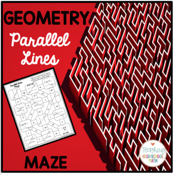 Geometry Parallel Lines Maze