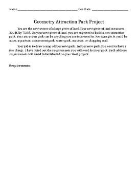 Geometry Park: Math Lab