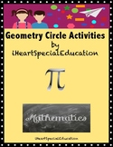 Geometry: Parts of a Circle
