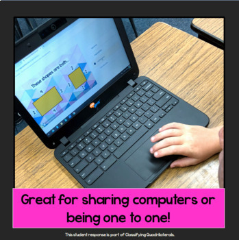 Geometry Pear Deck Bundle, Fourth Grade