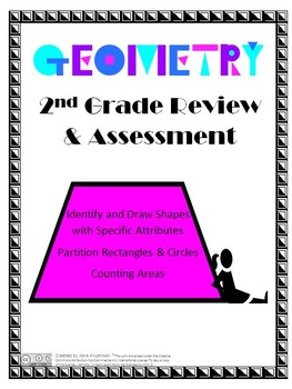 Geometry Performance Review & Assessment - 2nd Grade