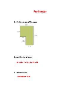 Geometry: Perimeter