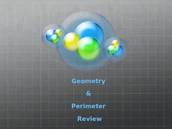 Geometry & Perimeter Review
