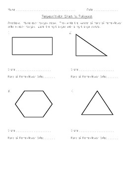 Geometry - Perpendicular Lines in Polygons