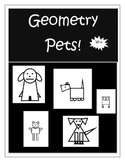 Geometry Pets ~ Create your new best friend!