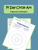 Geometry: Pi Day Circle Art