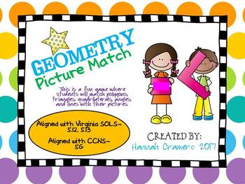 Geometry Picture Match