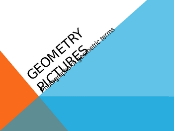 Geometry Pictures