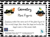 Geometry - Plane and Solid Figures