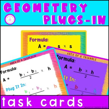 Geometry Plug-In Task Cards