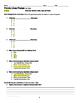 Geometry- Points Lines and Planes-  Exit  Ticket,  Quiz or Homework