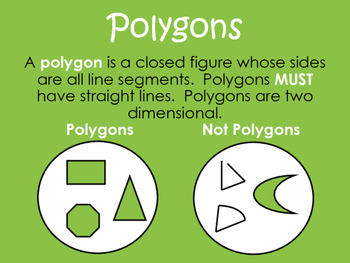 Geometry - Polygon - Presentation