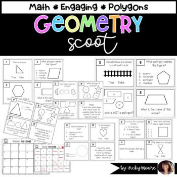 Geometry Polygon Scoot
