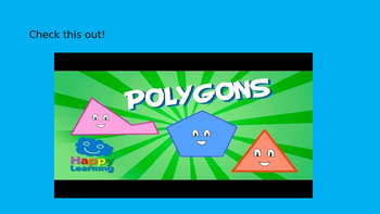 Geometry: Polygons