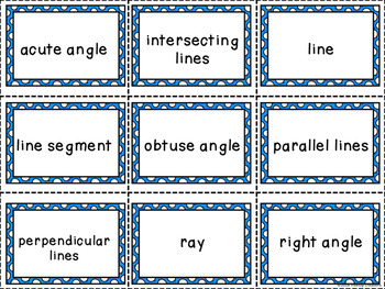 Geometry (Polygons, Angles, and Lines)