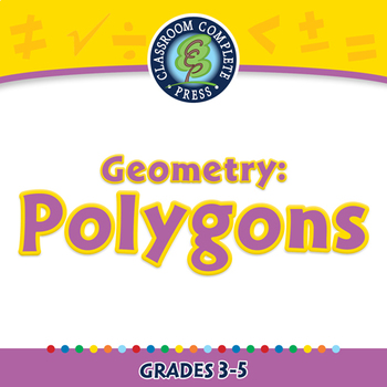 Geometry: Polygons - MAC Gr. 3-5