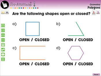 Geometry: Polygons - NOTEBOOK Gr. 3-5