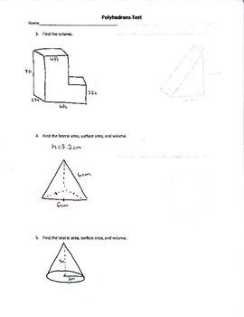 Geometry Polyhedron Test