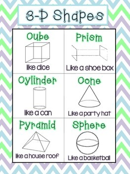 Geometry Poster FREEEEEBIE!