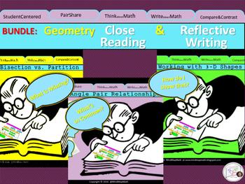 Critical Thinking Bundle: Close Reading and Reflective Wri