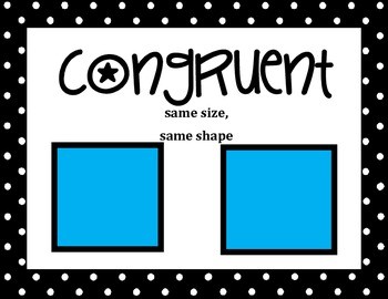 Common Core Geometry Posters (Pok-a-Dot)