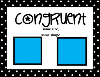 Common Core Geometry Posters (Pok-a-Dot)