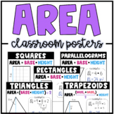 Geometry Posters - Area