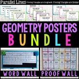Geometry Posters BUNDLE